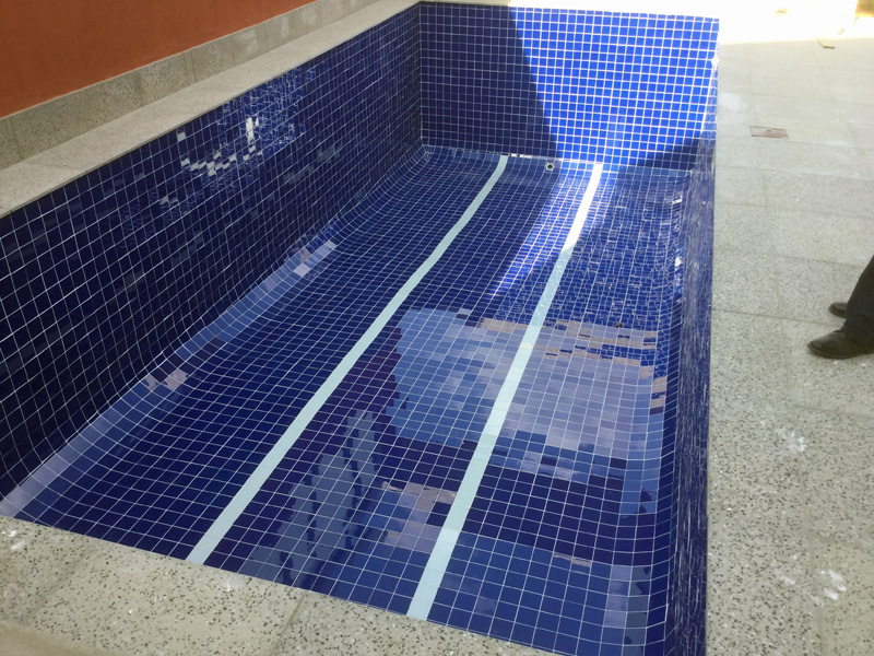 Swimming Pool Mosaics - Mosaic Eternity - Mosaic Artist For Mosaic Work